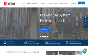 自酿啤酒设备制造商 - Brewery Equipment - pcbrewery.com